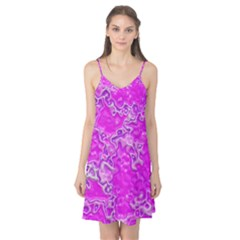 Wet Plastic, Pink Camis Nightgown