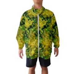 Wet Plastic, Yellow Wind Breaker (kids)