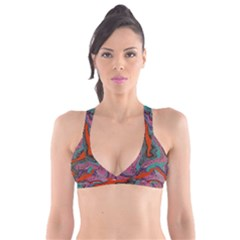 Colours Of Life Plunge Bikini Top