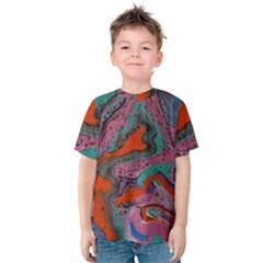 Colours Of Life Kids  Cotton Tee