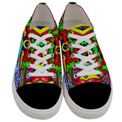Part Two Women s Low Top Canvas Sneakers