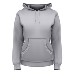 Grey Harbour Mist   Spring 2018 London Fashion Trends Women s Pullover Hoodie