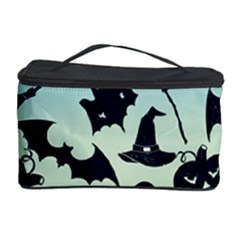 Spooky Halloween Cosmetic Storage Case