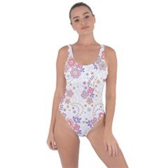Flower Floral Sunflower Rose Purple Red Star Bring Sexy Back Swimsuit