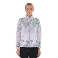 Flower Rainbow Circle Polka Leaf Sexy Winterwear