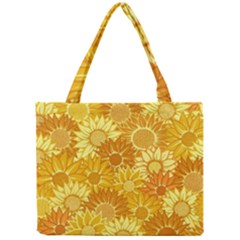 Flower Sunflower Floral Beauty Sexy Mini Tote Bag