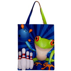 Tree Frog Bowling Classic Tote Bag