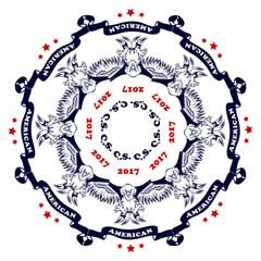 New U S  Citizen Eagle 2017  Hook Handle Umbrellas (small)