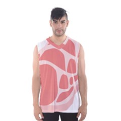 Meat Men s Basketball Tank Top