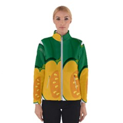 Pumpkin Peppers Green Yellow Winterwear