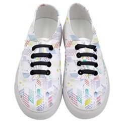 Layer Capital City Building Women s Classic Low Top Sneakers