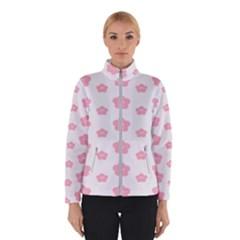 Star Pink Flower Polka Dots Winterwear