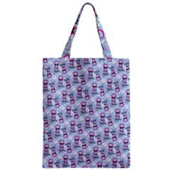 Pattern Kitty Headphones  Classic Tote Bag