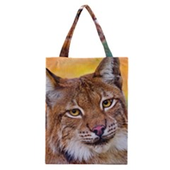 Tiger Beetle Lion Tiger Animals Classic Tote Bag