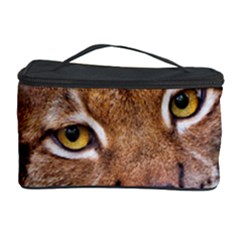 Tiger Beetle Lion Tiger Animals Cosmetic Storage Case