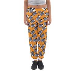 Pattern Halloween  Women s Jogger Sweatpants