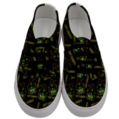 Pattern Halloween Witch Got Candy? Icreate Men s Classic Low Top Sneakers