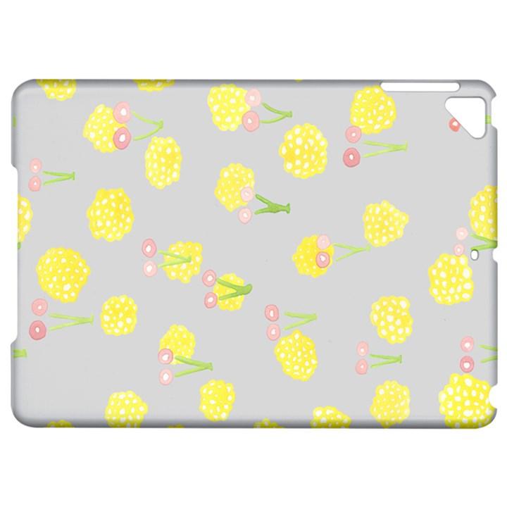 Cute Fruit Cerry Yellow Green Pink Apple iPad Pro 9.7   Hardshell Case