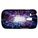 Seamless Animation Of Abstract Colorful Laser Light And Fireworks Rainbow Galaxy S3 Mini View1