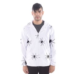 Spiders Hooded Wind Breaker (men)