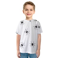 Spiders Kids  Sport Mesh Tee