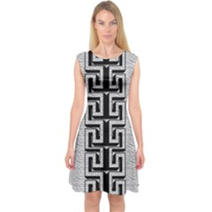 Capsleeve Midi Dress By Annabellerockz