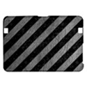 STRIPES3 BLACK MARBLE & GRAY LEATHER (R) Kindle Fire HD 8.9  View1