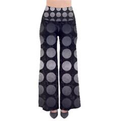 Circles1 Black Marble & Gray Metal 1 Pants