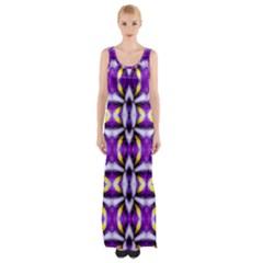 1111063010 Wollombi Maxi Thigh Split Dress