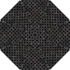 Scales2 Black Marble & Gray Stone Hook Handle Umbrellas (small)