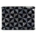 TRIANGLE1 BLACK MARBLE & GRAY STONE Apple iPad Mini Hardshell Case View1