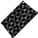 TRIANGLE1 BLACK MARBLE & GRAY STONE Apple iPad Mini Hardshell Case View4