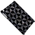 TRIANGLE1 BLACK MARBLE & GRAY STONE Apple iPad Mini Hardshell Case View5