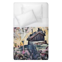 Modern Abstract Painting Duvet Cover (single Size)