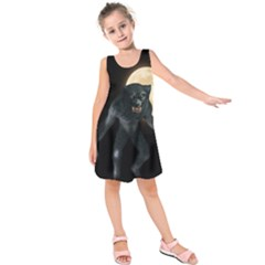 Werewolf Kids  Sleeveless Dress