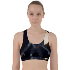 Werewolf Back Weave Sports Bra