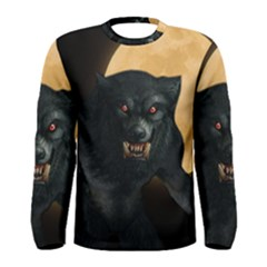 Werewolf Men s Long Sleeve Tee