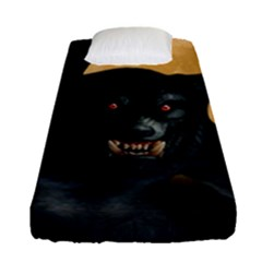 Werewolf Fitted Sheet (single Size)