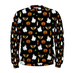 Halloween Pattern Men s Sweatshirt