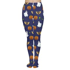 Halloween Pattern Women s Tights