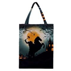 Headless Horseman Classic Tote Bag