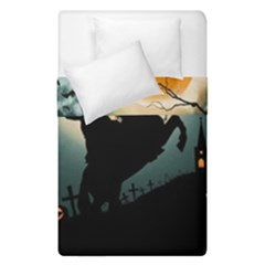 Headless Horseman Duvet Cover Double Side (single Size)