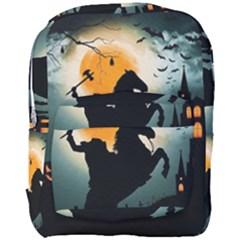 Headless Horseman Full Print Backpack