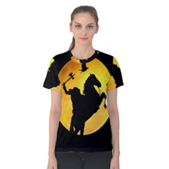 Headless Horseman Women s Cotton Tee