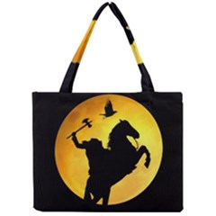 Headless Horseman Mini Tote Bag
