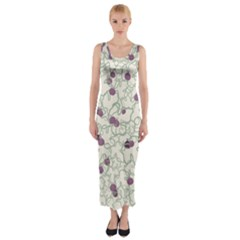 Figdesign Fitted Maxi Dress