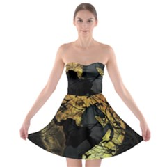 Headless Horseman Strapless Bra Top Dress