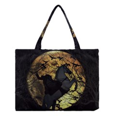 Headless Horseman Medium Tote Bag