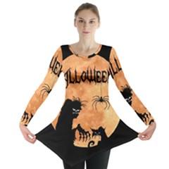 Halloween Long Sleeve Tunic