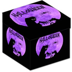 Halloween Storage Stool 12